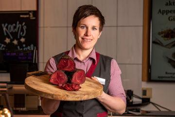 Rosmarie Fässler appenzeller fleisch und feinkost